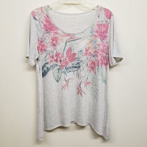 New w/o tags! Flowy Floral Top